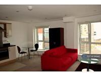 Studio flat in Masshouse Plaza, Birmingham, B5