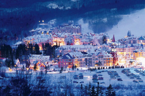 Mont Tremblant Ski Vacation March Break - 1 Bedroom