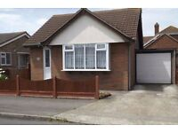 Spacious 1 Bed Detached Bungalow available from 20 Aug