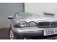 💥56 JAGUAR X-Type Se D 2.2 DIESEL,MOT JAN 018,PART HISTORY,2 OWNERS,VERY RELIABLE CAR