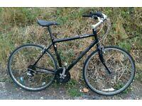 Specialized A1 Sirrus hybrid aluminium frame road bike