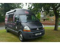 Mobile catering Van, Desserts Van, Mobile Kitchen, Ice cream, Business for sale