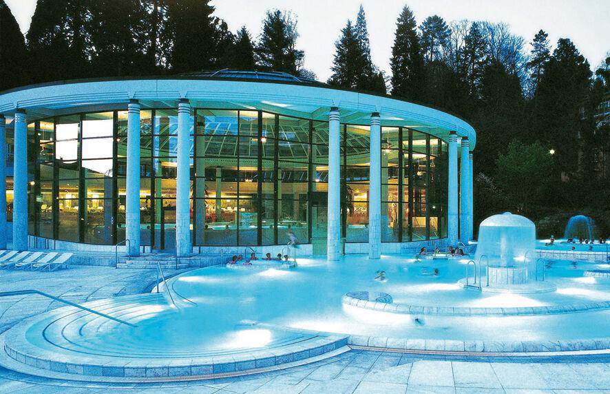 Baden Baden Hotel Batschari