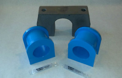 Ford F53 Class A Motorhome chassis REAR Polyurethane Sway Bar Bushings 1999-2011 ()