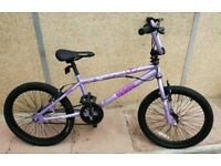"Freespirit Trickstar Bmx 20"" bike"