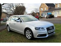 AUDI A4 AVANT 2.0TDI 1OWNER FROM NEW! IMMACULATE FSH YEAR MOT RECENT SERVICE NEW TYRES A6 A7 S LINE