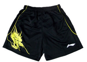 2012-London-Olympic-LiNing-Li-Ning-Man-Table-Tennis-Shorts-Short-Pants-New