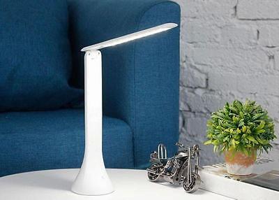 Recargable Plegable Escritorio Lámpara- Mesa Luz Arte Hobby Compacto LED USB ES