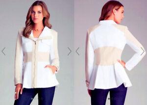 Elegant Trench Coat Blazer Jacket Suit from BEBE STORE