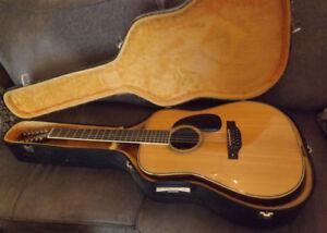 Fender 12 String Acoustic Guitar F-80-12