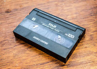 Slides, Photos, Film, and VHS to Digital