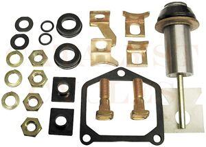 Starter Solenoid Repair Kit for 91-06 Harley Big Twin & XL Solenoid Rebuild Kit