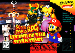 Looking for Super Mario RPG and Killer Instinct for SNES