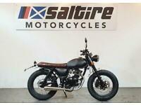 2020 MUTT Motorcycles Ltd MUTT MASTIFF 125