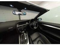 2012 Audi A5 CABRIOLET 2.0 TDI S line Cabriolet Multitronic 2dr Convertible Dies