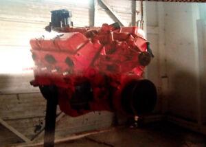 Chevy engine 350 four bolt main. New Price