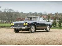 1962 Lancia Flaminia GT Coupe Petrol Manual