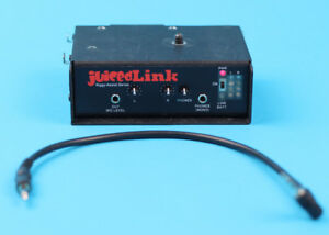 juicedLink RA222 Dual-XLR Audio Preamplifier for DSR Cameras
