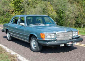 MB 1980, 450 SEL, (4.5 LITRE), ALL-ORIGINAL, WELL- MAINTAINED
