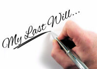 Prenups, Wills, Probates, Affidavits, POA for a DISCOUNTED rate!
