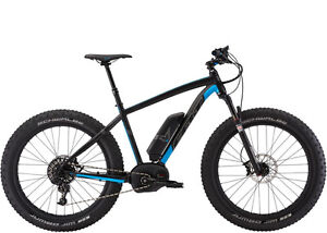 Fat tire Felt e bike Lebowsk 20