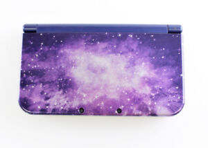 New Nintendo 3DS XL Galaxy Style Edition Console