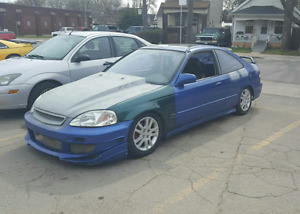 2000 civic si 5 speed  NEED GONE