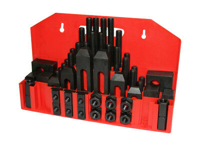 58 Sets Mold Accessories Universal Fix Milling Machine Combination Platen