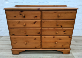 Ducal Victoria Pine Chest Of Drawers (DELIVERY AVAILABLE)