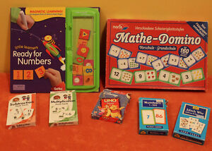 homeschooling/ educational toys/ games for MATH