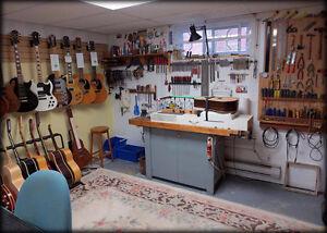 Paul's Guitar Repair
