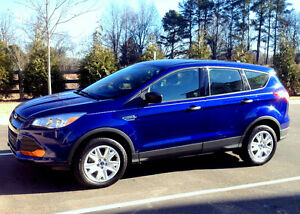 2014 Ford Escape Coming off 3 yr Lease