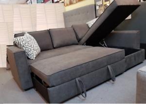 Gianni Sofa Bed / Storage