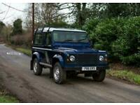 1997 Land Rover Defender 90 COUNTY STATION WAGON TDI Diesel Manual