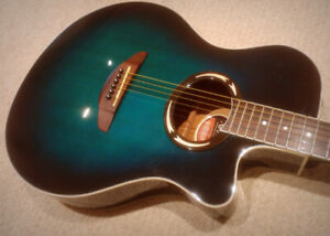 Yamaha APX500 Thinline Acoustic Electric - $265