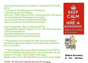 PC LAW Bookkeeping from $25 Per hour