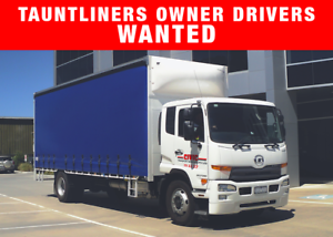 Truck Owner Drivers Wanted