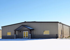 STEEL BUILDINGS FOR TIMMINS ONTARIO