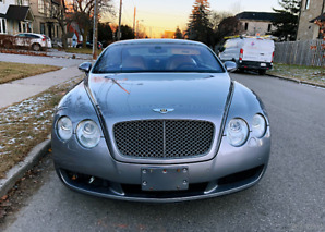2005 Bentley Continental GT NAVIGATION AWD LEATHER INTERIOR