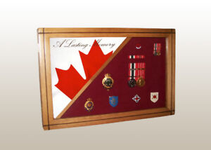 Shadow box - Military