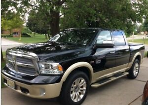 2013 Dodge Power Ram 1500 LARAMIE LONGHORN Pickup Truck