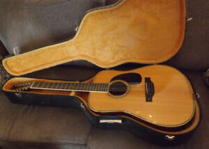 Fender 12 String Acoustic Guitar F-80-12