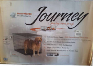 Extra large wire dog kennel