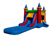 $25 OFF ANY CASTLE WE HAVE WATER CASTLES
