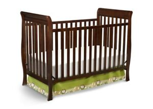 Delta Convertible Crib – Converts to child bed - $150 - Text 403