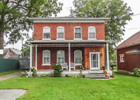 FOUR BEDROOM HOME FOR SALE IN MORRSIBURG ONTARIO