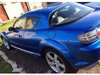Mazda Rx8 192 Bhp 2006 for Sale or swap