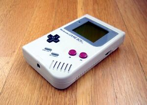 Looking for a pristine looking, working Original GameBoy System