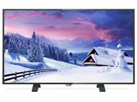 Philips 43 inch 4K Ultra HD Slim LED TV with Freeview HD
