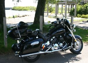 2004 Yamaha Royal Star, Midnight Venture S For Sale.